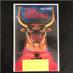 KILL The MINOTAUR #1 (1st Issue in Series)