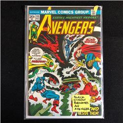 The AVENGERS #111 (MARVEL COMICS)