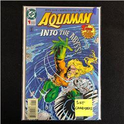 AQUAMAN #1 (DC COMICS)