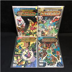 CRISIS on Infinite Earths COMIC BOOK LOT (DC COMICS)
