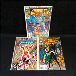 GUARDIANS of the GALAXY COMIC BOOK LOT (MARVEL COMICS)