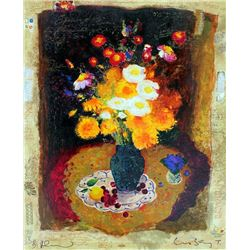 Alexander & Wissotzky Flowers in the Dark