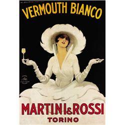 Marcello Dudovich - Vermouth Martini & Rossi