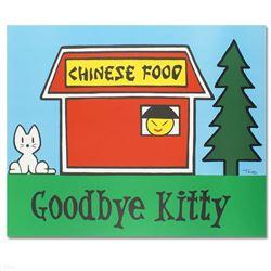 Goodbye Kitty by Goldman, Todd