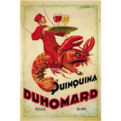 Albert Dorfinant - Quinquina Duhomard