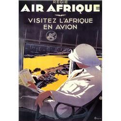 A. Roquin - Air Afrique
