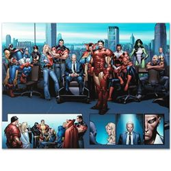 House of M MGC #1 by Marvel Comics