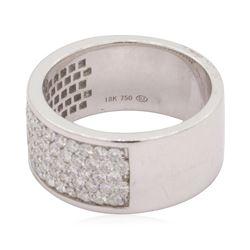 1.19 ctw Diamond Ring - 18KT White Gold