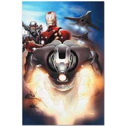 Iron Man 2.0 #7 by Marvel Comics