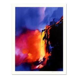 Fire Cliffs by Leung, Thomas