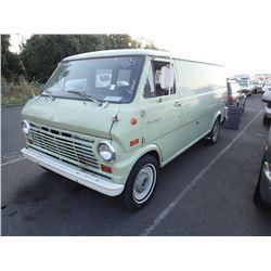 1970 Ford Van