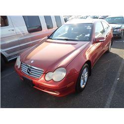 2003 Mercedes-Benz C230