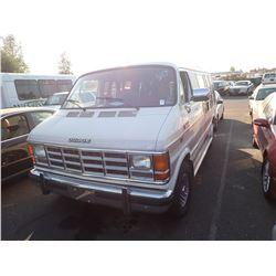 1988 Dodge Ram 1500 Van