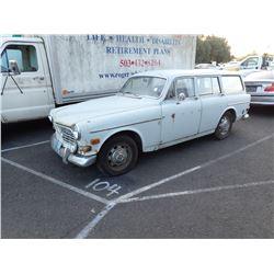 1968 Volvo 122