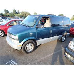 1998 Chevrolet Astro Van