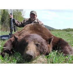 MOUNTAIN SPIRIT OUTFITTERS in British Columbia | Black Bear Hunt