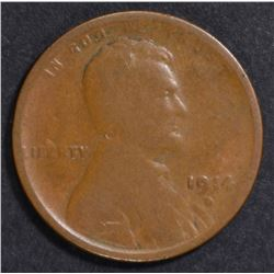 1914-D LINCOLN CENT GOOD