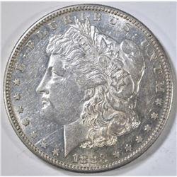 1883-S MORGAN DOLLAR AU/BU