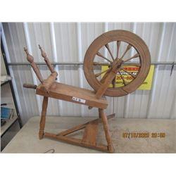 Spinning Wheel - Vintage