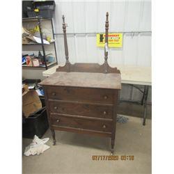"""VIntage Dresser - No Mirror 35""""H 32"""" W 18""""D"""