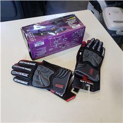 2 Pairs of BDG Driller gloves and fog light set