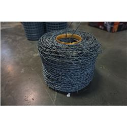 ROLL OF BARBED WIRE