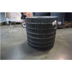 14 INCH TALL ROLL OF MESH FENCING