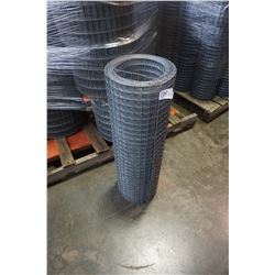 30 INCH TALL ROLL OF MESH FENCING