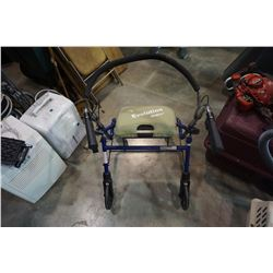 EVOLUTION FOLDING WALKER