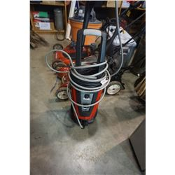 HUSKY ELECTRIC POWER WASHER