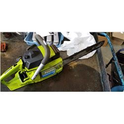 POULAN COUNTER VIBE GAS CHAINSAW