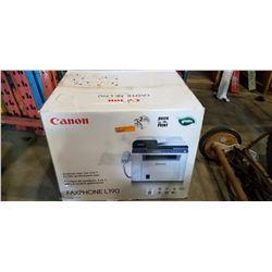 CANON FAX PHONE L190