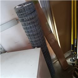 54 INCH ROLL OF WIRE FENCING