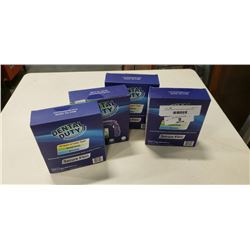4 BOXES OF NEW DENTAL DUTY PROFESSIONAL DENTAL GUARDS