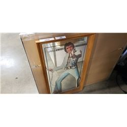ELVIS ETCHED MIRROR