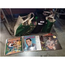 2 BAGS OF RECORDS