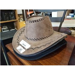 5 NEW COWBOW HATS