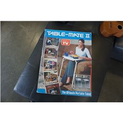 IN BOX TABLE MATE PORTABLE TABLE