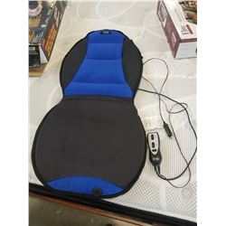 DR SCHOLLS MASSAGE HEAT CUSHION