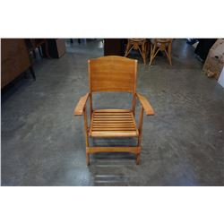 VINTAGE CLEMENT FOLDING CHAIR