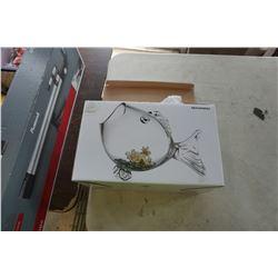 IN BOX BOWRING DECORATIVE FISH BOWL