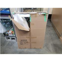 NEW MIRROR IN BOX