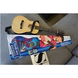 2 FIRST ACT YOUTH GUITARS