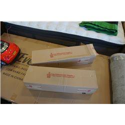 2 BOXES LAW ENFORCEMENT TARGETS - 50 PER BOX