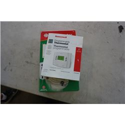 NEW HONEYWELL THERMOSTAT AND TOILET REPAIRS KIT