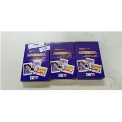 2 BOXES OF NEW 1991 OPEECHEE BASEBALL CARDS