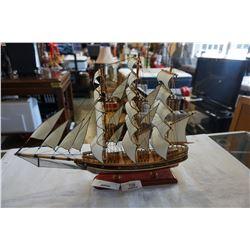 CUTTY SARK MODEL SHIP