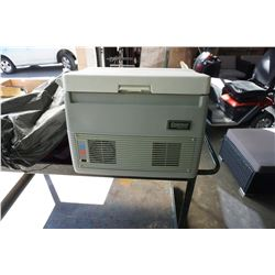 COLEMAN THERMO ELECTRIC COOLER - NO POWER CORD