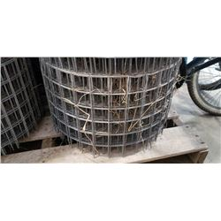 12 INCH TALL ROLL OF MESH FENCING