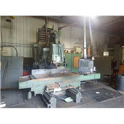 Droop & Rein CNC Vertical Mill